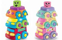 Красивая, интересная и необычная развивающая игрушка