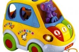 Классная развивающая игрушка с множеством функций