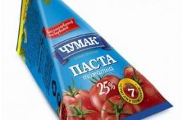 Томатная паста «Чумак» - отличная заправка для борща!