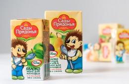 Фруктовое пюре для детей и взрослых