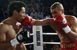 Достойное окончание боксерской трилогии