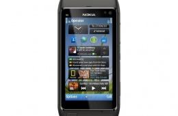 Nokia N8 – сенсорный смартфон на базе Nokia Belle