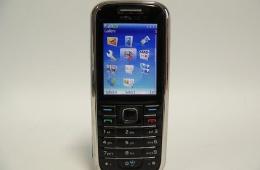 Nokia 6233 – простой в эксплуатации классический мобильный телефон