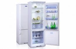 «Бирюса 132» – модель недорогого холодильника класса «А» отечественного производства