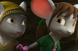 Главные герои: Эдам и Бри