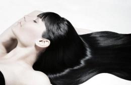 Никотиновая кислота придает шикарный вид волосам