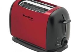 Moulinex LT 1205 – отличная модель тостера на механическом управлении