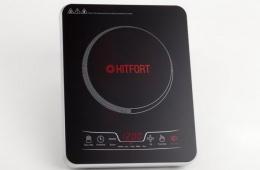 KITFORT KT-102 – индукционная плита с одной конфоркой