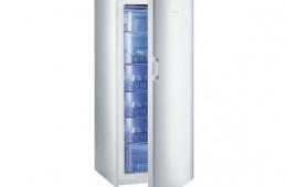 Gorenje F 65 SYW – очень вместительный морозильный шкаф на 309 литров