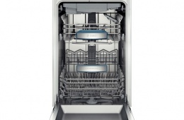 Посудомоечная машина класса «А» с функцией сушки посуды
