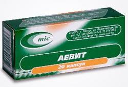 «АЕВИТ» - витамины, которые помогут восстановить ногти, волосы и кожу