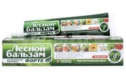 Зубная паста для зубов и десен «Лесной бальзам»
