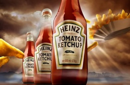 Кетчуп с интересной историей