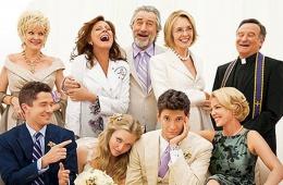 Главные герои фильма «Большая свадьба»