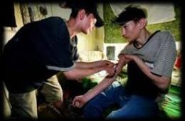 Кадр из клипа «Это не больно!»