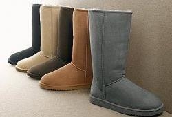 UGG - уютная, теплая и качественная обувь для всей семьи