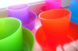 Посуда для детских пикников