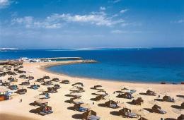 Отдых на побережье Хургады, Египет