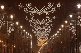 Прекрасное европейское Рождество в Вильнюсе
