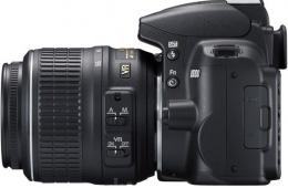 Недорогая зеркалка для начинающих Nikon D3000