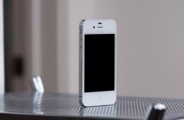 Любимый телефон от Apple