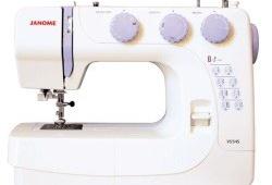 Надежная и функциональная швейная машинка