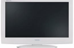 Бюджетный небольшой ЖК-телевизор Toshiba 22 AV704 R