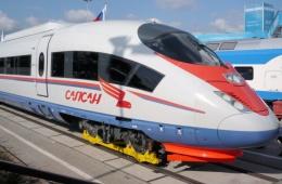 Быстрый и удобный способ добраться в столицу - поезд «Сапсан»