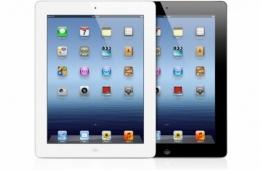 Быстрый и стильный планшет Apple iPad 3