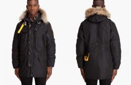 Невероятно теплая куртка Parajumpers Kodiak Parka