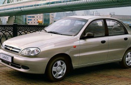Устаревший, но надежный Chevrolet Lanos