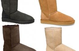 Моя самая удобная зимняя обувь UGG Australia