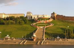 Лучшие места Нижнего Новгорода