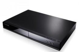 Стильный DVD-плейер с USB-входом Samsung С 450