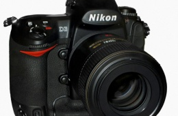 Бюджетные зеркальные фотоаппараты Nikon
