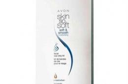 Средство для эпиляции Avon SkinSoSoft - восковые полоски