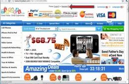 Неплохой китайский онлайн-гипермаркет TinyDeal
