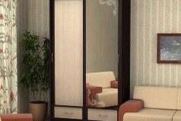Отличные шкафы-купе из МДФ производства фирмы «Солнечная ладья»