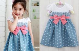 Заказ платьев для девочек на AliExpress