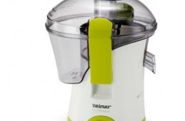 Компактная соковыжималка Zelmer 377