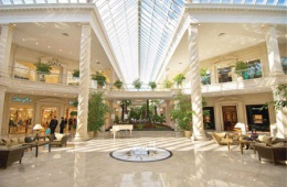 Элитный торговый центр «Крокус Сити Молл»
