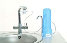 Удобный фильтр проточного типа «Родниковая вода 1»