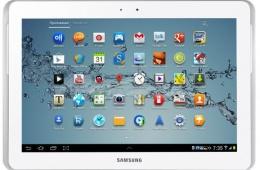 Недорогой большой планшет от Samsung
