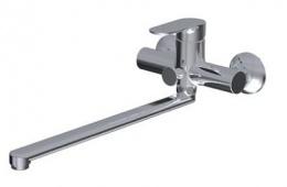 Дизайнерский красивый смеситель для ванны Milardo Dover
