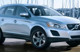 Volvo Cars Russia порадовали - VOLVO XC60 Т5 с полным приводом