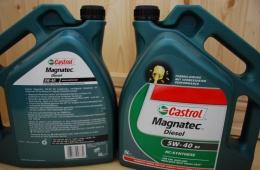 Выбери лучшее масло Castrol 5w4