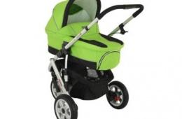 Коляска «Кватро»- удобство для мамы и малыша.