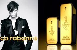 "Paco Rabanne ""One million"" на моем мужчине"