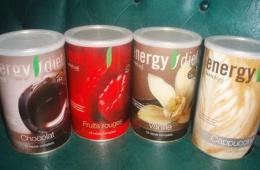 Коктейли альтернативного питания Energy Diet
