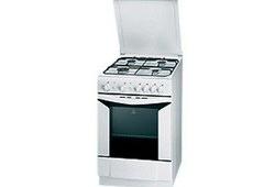 Газовая плита Indesit K6G20(W) – печь одно удовольствие
